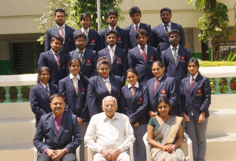 Infosys Campus Drive selected Students 2016-17